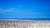 Bleu horizon - Blue horizon (croqlum) Tags: france galet crielsurmer côtedalbâtre normandie lumière poselongue manche mer landscape light longexposure paysage pebble sea