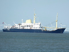 patricia (47604) Tags: patricia margate ship sea sky blue