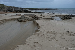 Beach at Dog's bay (Nelleke C) Tags: 2017 dogsbay letterdyfehouse roundstone beach coast connemara countygalway holiday ierland ireland kust landscape landschap strand vakantie