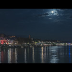 Trouville at Night thumbnail