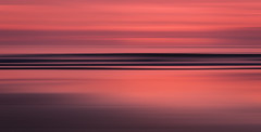Big Time... (Bruus UK) Tags: trevone cornwall padstow fire sky beach dusk sunset sand reflection shore coast atlantic waves tide living outdoorphotography abstract seascape red crimsonsky