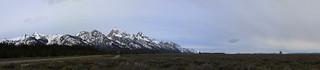 Teton - Traveling along Teton