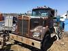 Kenworth, 4-18-2018 (jackdk) Tags: truck tractor tractortrailer semi semitruck kw kenworth junk junkyard salvage salvageyard antique antiquetruck antiquevehicle