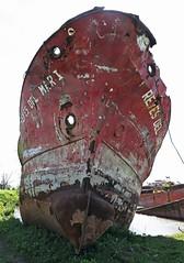 El último viaje (carlos_ar2000) Tags: barco boat ship nave abandonado abandoned oxido oxide rusty metal puerto port ibicuy entrerios argentina