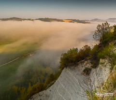 The fog is covering the valley (Massimo Saviotti) Tags: flickr awesome camera dmcg6 lumix lumixgvario14140 mft massimosaviotti microfourthird mirrorless panasonic saviottimassimophotography autumn autunno beautiful bello best bestphoto bestshot bombomachides collina colline fantastic fantastico fineart fog good great hdr hill hills landscape landscapes magnifico natura nature nebbia paesaggi paesaggio panorama pianta piante plant plants sightseen vista