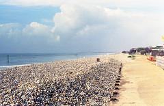 Coastal path (Antony J  Shepherd) Tags: beach wittering spotmaticf pentaxspotmaticf cheapfilm fujicolor200