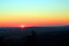 Letzte Wintersonne 03.2018 (Rolf Pahnhenrich) Tags: sonnenuntergang rolfpahnhenrich abendsonne abendhimmel sonnenlicht landschaft