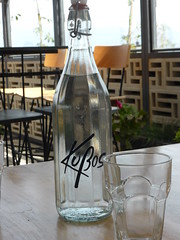 Water!!  P1040279 (amalia_mar) Tags: water weeklythemes letteroftheday wforwednesday 7dwf closeup bottle glass