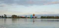 Lake Rotoroa balloons over waikato (rogsykes) Tags: sony hot air balloon lake sunrise