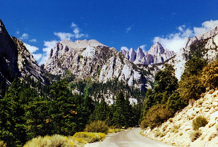Her Majesty, Mt Whitney, CA 99