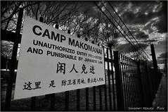 Unauthorized Entry Prohibited... (SHADOWY HEAVEN) Tags: 14112670s0025 tokyocameraclub igers igersjp phosjapan picsjp 日本 北海道 ファインダー越しの私の世界 写真好きな人と繋がりたい 写真撮ってる人と繋がりたい 写真の奏でる私の世界 モノクロ モノクローム モノクロ写真 白黒写真 空 雲 coregraphy japan hokkaido monochrome mono monotone blackandwhite bw bnw blackwhite noiretblanc japaninbw cloud clouds sky sign