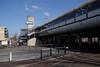 Almere - Station Almere Buiten (grotevriendelijkereus) Tags: almere oostvaarders netherlands holland nederland flevoland architecture architectuur building gebouw station train railway railroad spoor spoorweg trein ns