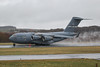 USAF C-17 - Travis (Dougie Edmond) Tags: prestwick scotland unitedkingdom gb plane airplane aircrft airport egpk canon