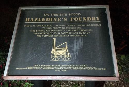 Hazeldine's Foundry