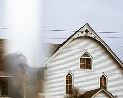anomaliespt202 (Lydia Brooks) Tags: surreal prism anomaly optics illusions double rainbow pnw hoodriver oregon 50mm spring church