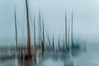 sailing boats in the harbour (tseehaus) Tags: sailingboats harbour impressionism icm intentionalcameramovement blur blurry spiekeroog longtimeexposure impressionistic awardtree