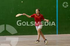 Finales Campeonato de España CCAA de Frontenis (Paula Marí)