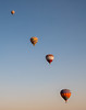 4 on a row (reinaroundtheglobe) Tags: balloons hotairballoons bluesky towardsthesky mexico