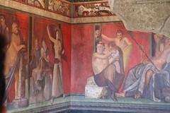 Villa dei Misteri 4 (Henk Bekker) Tags: campania excavations italy naples pompeii