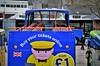 Megabus 18496 (stavioni) Tags: sir christopher wren megabus sightseeing open top stagecoach alexander dennis trident alx400 18496 lx06ahc