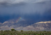 Secluded Rainbow, Easter Sierra (Basak Prince Photography) Tags: bishop clearingstorm clouds easternsierra landscape rain strom