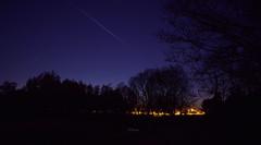 /./ (Kosmi88) Tags: night poland nikon noc spacer walk sky niebo gwiazdy stars woda water odbicie reflection d5300