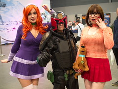 """Dutch Comic Con Winter Edition 2017 • <a style=""""font-size:0.8em;"""" href=""""http://www.flickr.com/photos/160321192@N02/39771641980/"""" target=""""_blank"""">View on Flickr</a>"""