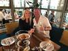 Finally got Sam out of meetings for dinner! #dinner #berlin #wife #gin #wine #vegan #datenight (lsdscuba) Tags: ifttt instagram scuba lsd