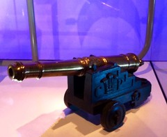 Charles II's toy cannon (texasdiva74) Tags: royalarmouries cannon charlesii whitetower toweroflondon
