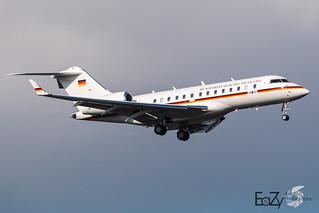 14+03 German Air Force (Luftwaffe) Bombardier Global 5000