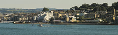 A0363SOHAf (preacher43) Tags: england water sky trees building architecture city isle wight cowes seaport