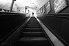 Going Down - Southgate Station (Luke Agbaimoni (last rounds)) Tags: london londonunderground londontube transportforlondon escalator streetphotography