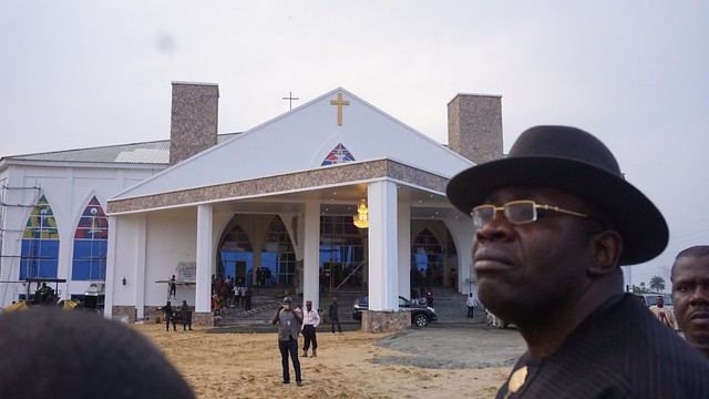 HSDickson- The Bayelsa Ecumenical Center