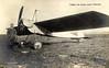 Fokker posing with the Fokker M.5 long wing version [Germany, April 1914] (Kees Kort Collection) Tags: 1914 329 eindecker fokker longwing m5 sanke