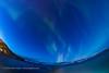 Aurora in Twilight from Norway (Amazing Sky Photography) Tags: auroraborealis northernlights twilight norway hurtigruten msnordnorge tromso ship bigdipper alberta canada