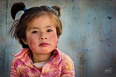 (Divs Sejpal) Tags: ladakh divssejpal portrait child girl closeup