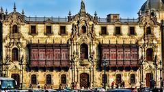 Palacio Arzobispal de Lima (Miradortigre) Tags: peru lima ciudad city cite