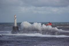 Aberdeen (Bob Bain1) Tags: torry balnagask aberdeen scotland seascape weather storm northsea seashore