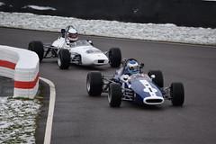Goodwood 76th Members' meeting (F1.Fan) Tags: goodwood 76mm ferrari ford gt40 formula5000