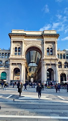 03 Milan Mars 2018 - Galleria Vittorio Emanuele II (paspog) Tags: milan milano italie italia italy mars marzo märz march 2018 galleriavittorioemanueleii galerie passage galleria