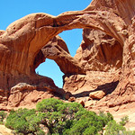 Double Arch, Arches NP, Utah 8-12 thumbnail