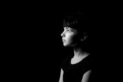Giulia (Diego Pianarosa (aka Pinku)) Tags: diegopianarosa pin pinku giulia girl daughter figlia bambina ragazza bw blackandwhite blackwhite portrait ritratto tamron canon 70d 70200 f28 flash softbox studio