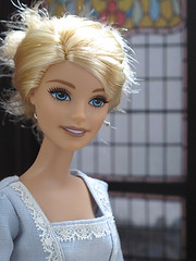 IMG_2766 (vesvesves14) Tags: downton abbey dolls downtonabbeybarbiedolls barbies