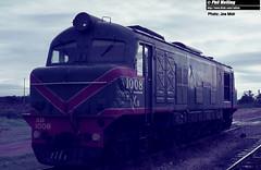 J819 XB1008 with damage on side of nose (RailWA) Tags: railwa philmelling westrail joemoir xb1008 damage