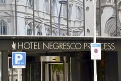 HOTEL NEGRESCO PRINCESS (Yeagov_Cat) Tags: 2018 barcelona catalunya hotelnegrescoprincess hotel negrescoprincess carrerrogerdellúria carrerderogerdellúria carrercasp carrerdecasp 2015 1969