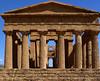 Tempio della Concordia, Valle dei Templi, Agrigento, Sicily, April  2018 125 (tango-) Tags: sicilia sizilien sicilie italia italien italie