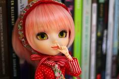 Boredom (Dolls-and-Tea) Tags: pullip mymelody obitsu rewigged leekeworld ddalgi stock outfit