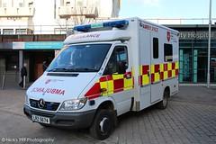 Order of Malta Ambulance Corps / LRZ 5674 / Mercedes Benz Sprinter / Emergency Ambulance (Nick 999) Tags: order malta ambulance corps lrz 5674 mercedes benz sprinter emergency omac raf royalairforce orderofmaltaambulancecorps lrz5674 mercedesbenzsprinter emergencyambulance