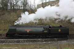 City of Wells 34029 (Mike McNiven) Tags: bury boltonstreet rawtenstall ramsbottom elr eastlancs eastlancsrailway eastlancashire railway rail train steam loco
