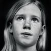 Meike (square) (PascallacsaP) Tags: portraiture childportrait blackandwhite blackwhite captureonepro highcontrast serious mitakon zhongyimitakonspeedmaster35mmf095markii shallowdof